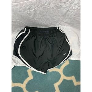 Nike Dark Grey Athletic Shorts